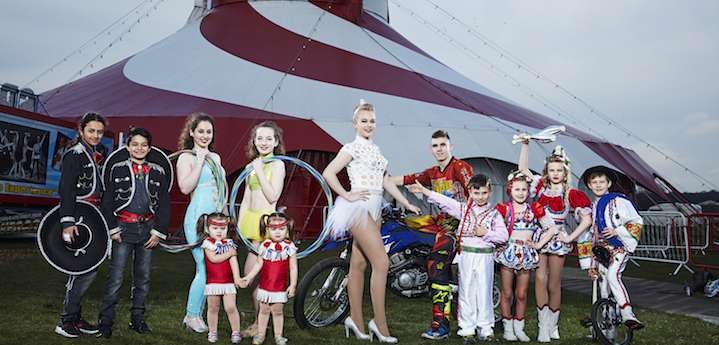 CIRCUS KIDS: OUR SECRET WORLD