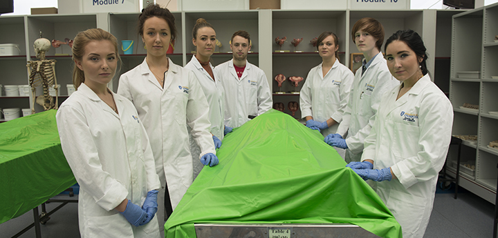 BODY DONORS - LIFE AFTER DEATH