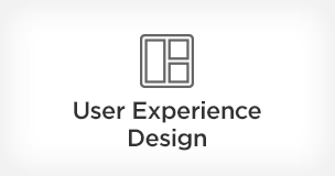 User experience design logo