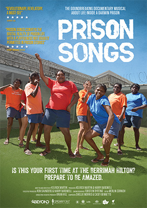 Prison Songs poster