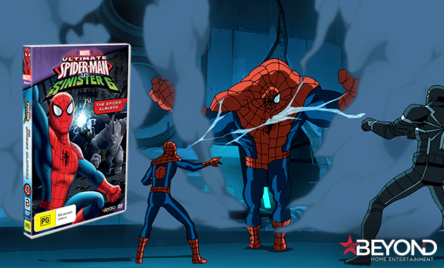 Ultimate Spider-Man: The Spider Slayers
