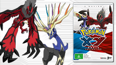 Pokemon: XY Movies Collection. Join Ash and the gang for Pokemon movies 17-19!