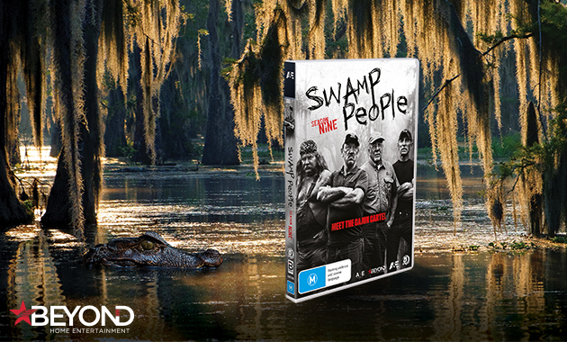 Swamp People Season 9