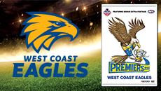 AFL Premiers 2018 West Coast Eagles