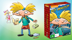 Hey Arnold Collector's Set