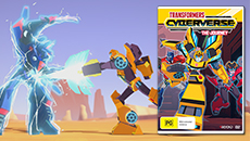 Transformers Cyberverse: The Journey