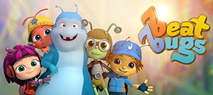 Beat Bugs wins an Emmy! Read all about it.
