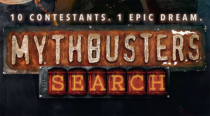 Mythbusters The Search