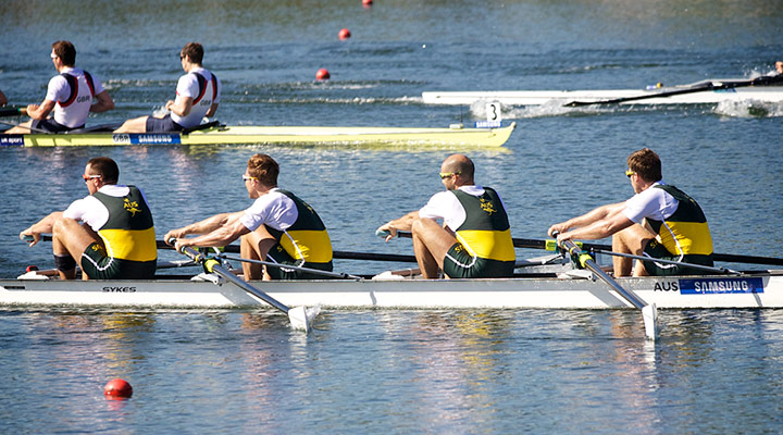 FISA Rowing World Cups 2013 and 1014